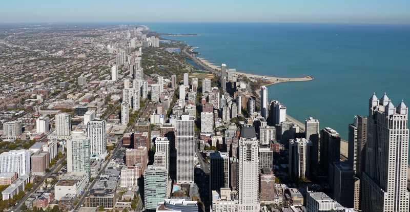 Are new home sales really down 43% in Chicago?