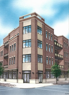 Will new condos bring peace, tranquility and good karma to Roscoe Village?