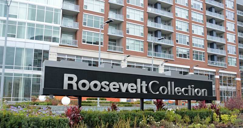 Still no signs of new retail at the Roosevelt Collection