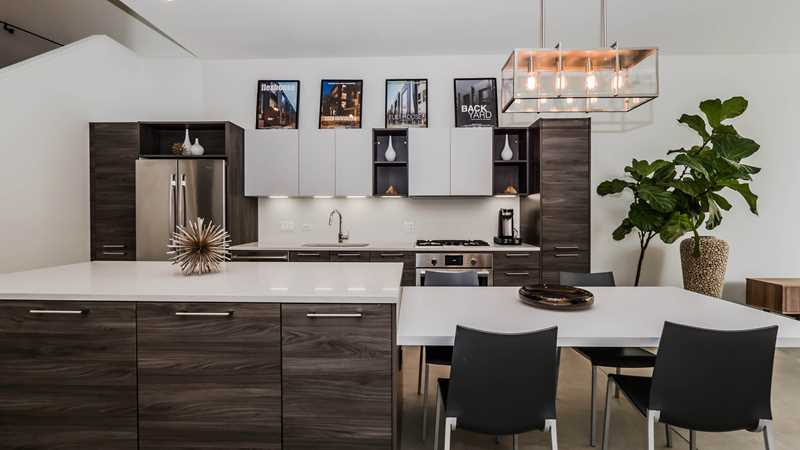 New contemporary homes in Old Irving Park from $479K