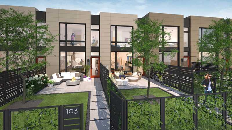Twenty-three new rowhomes slated for Andersonville