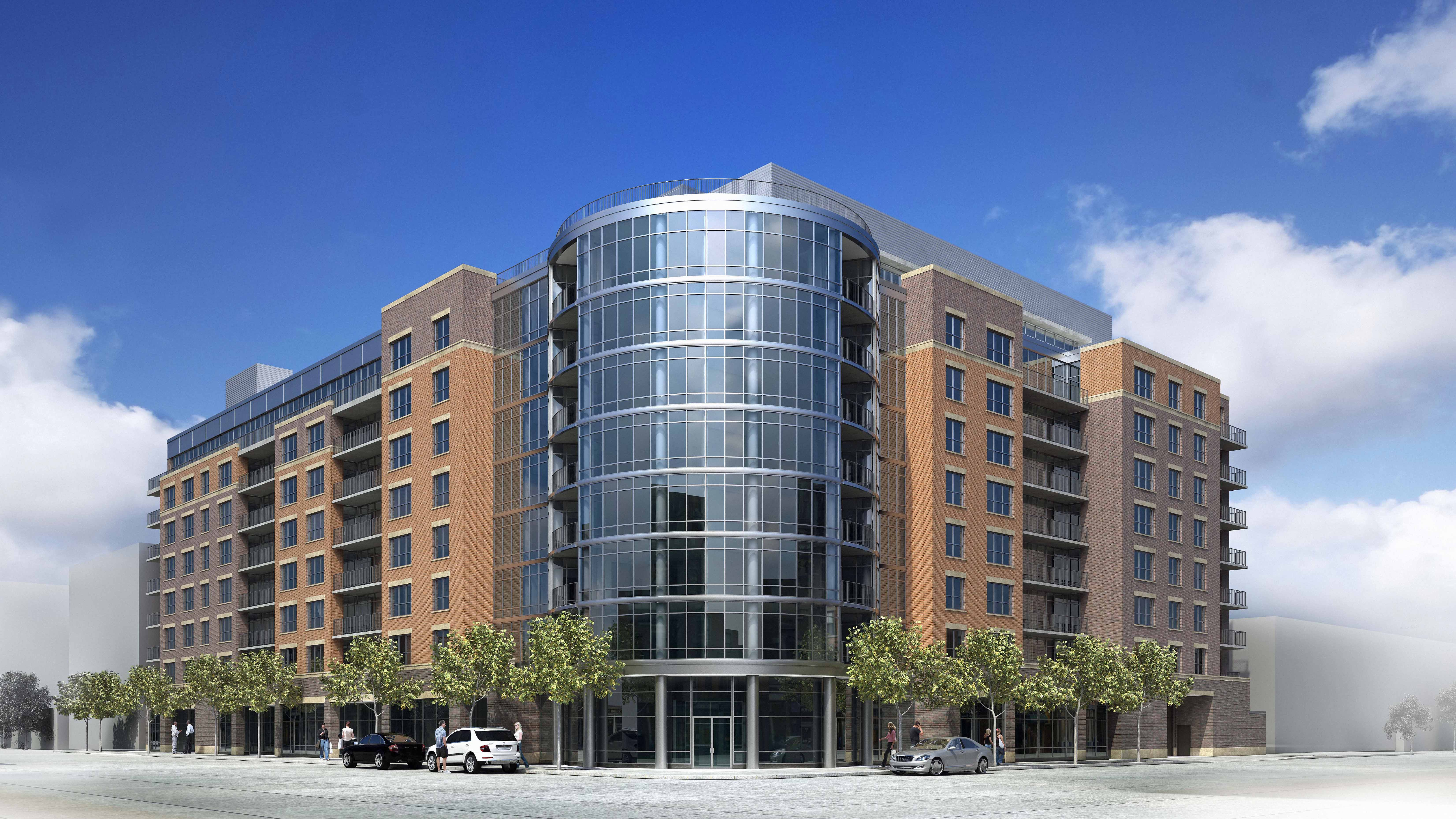 Luxury apartment buildings in chicago latest for Luxury barn builders
