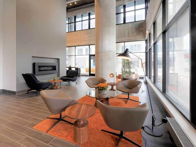Video – furnished models at Kenect in the hot Fulton River District