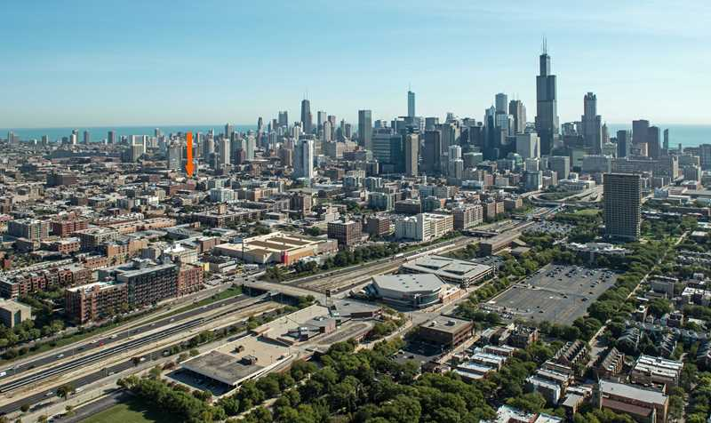 More new apartments headed for the West Loop