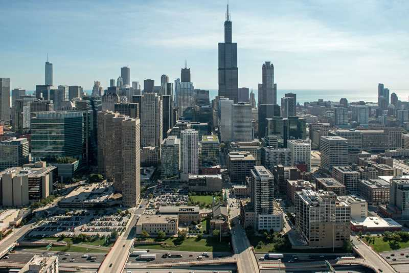 """Will Fifield """"tack on"""" a hotel and 350 apartments to a West Loop office tower?"""