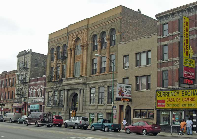 Quote of the day: Pilsen's Bohemian builders and Mexican preservationists