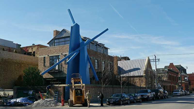 City sues to abolish the Armitage eyesore