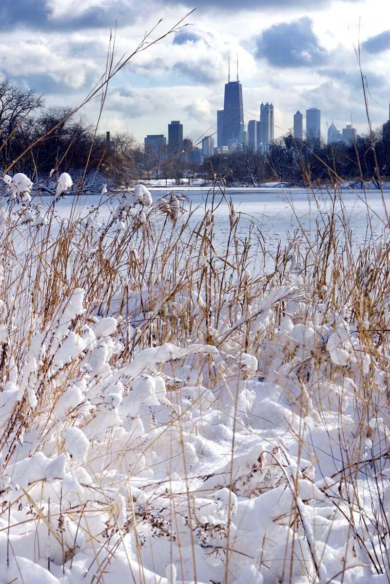 North Pond in winter, Kardas Photography