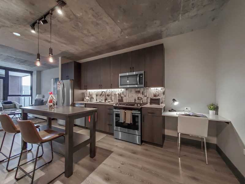 The Mason apartments, Chicago