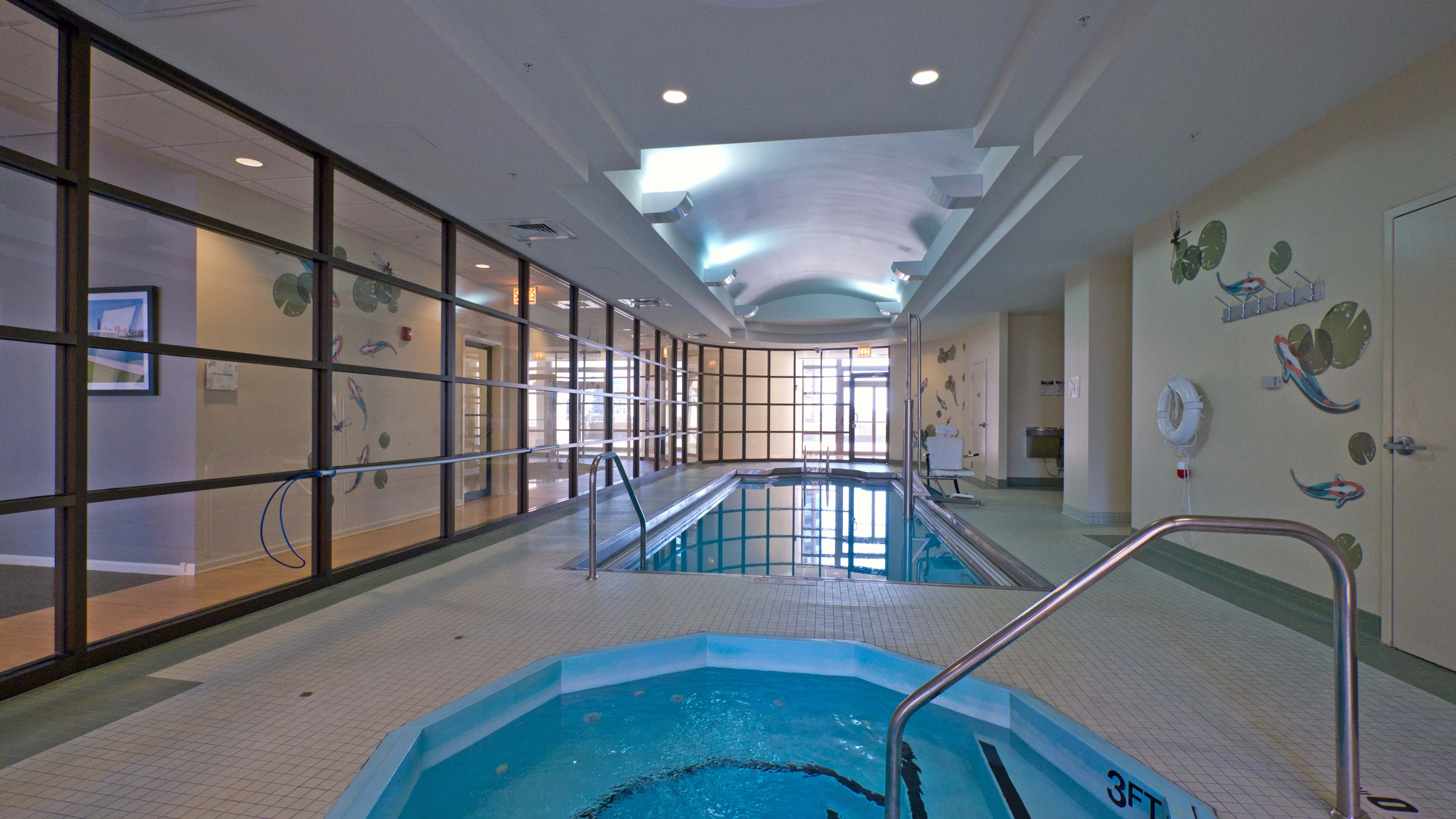 South Loop Apartments With An Indoor Pool Yochicago