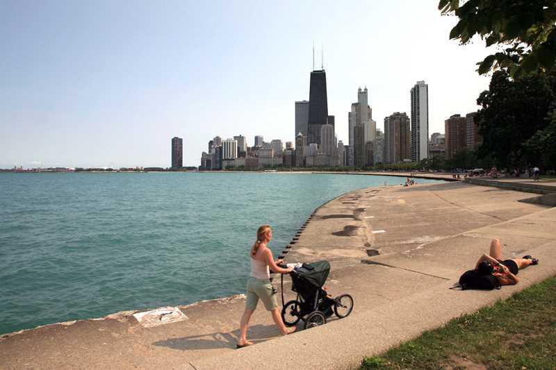 Skyline view, Kardas Photography, Chicago, IL