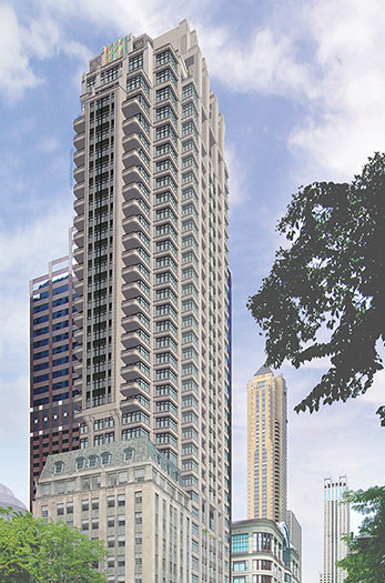 Today's news: New listings for Ritz-Carton Residences reach $1,336 a square foot