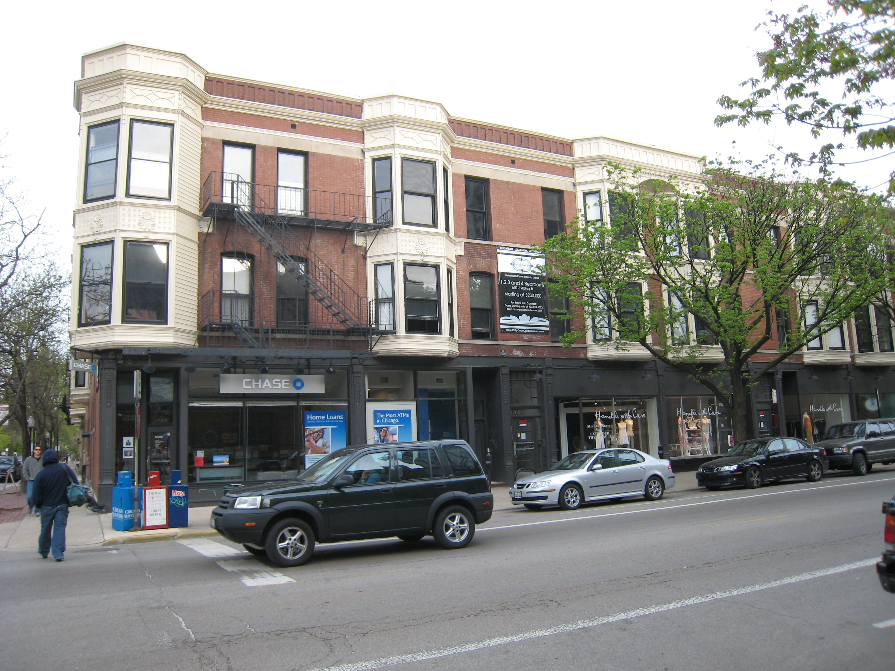 1700 block of North Wells Street