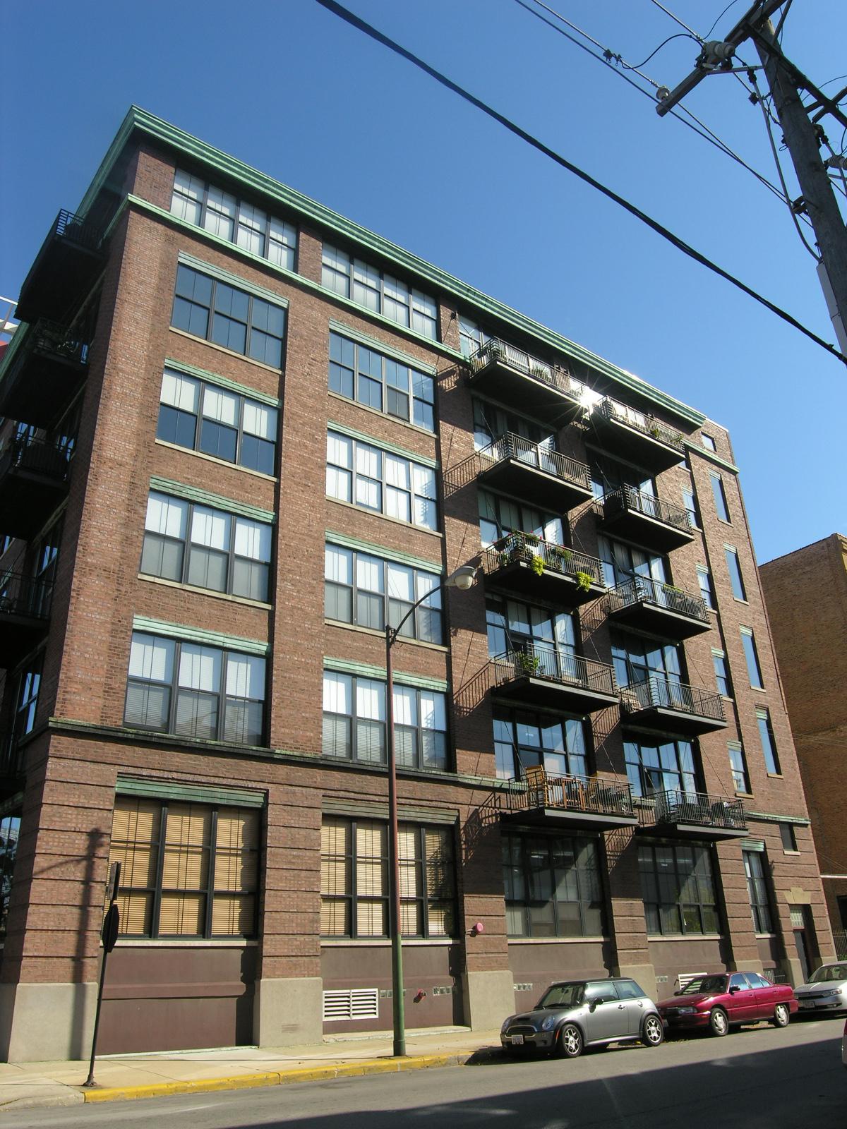 Washington Boulevard Lofts, 817 W Washington Blvd, Chicago