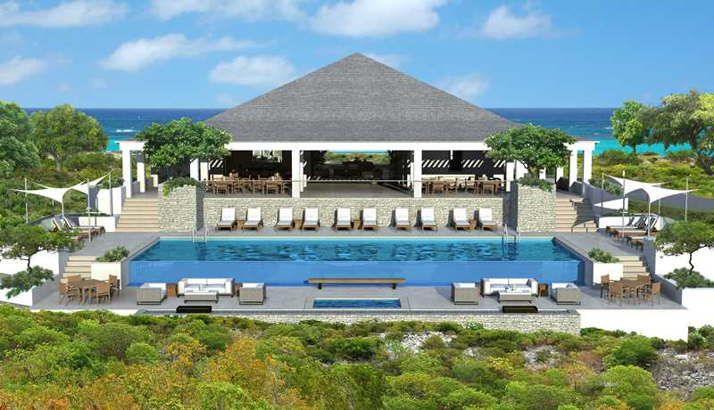 The Villas at Great House break ground at Sailrock, South Caicos