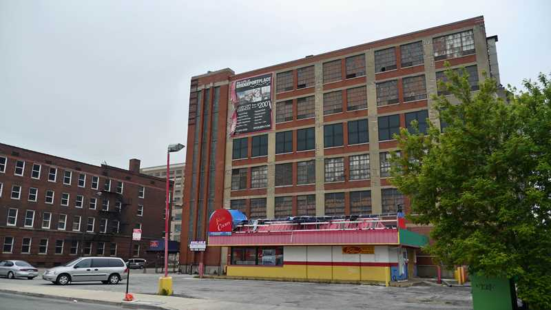 New life for a Bridgeport loft building?