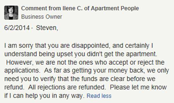 Apartment People CEO admits to shabby business practice