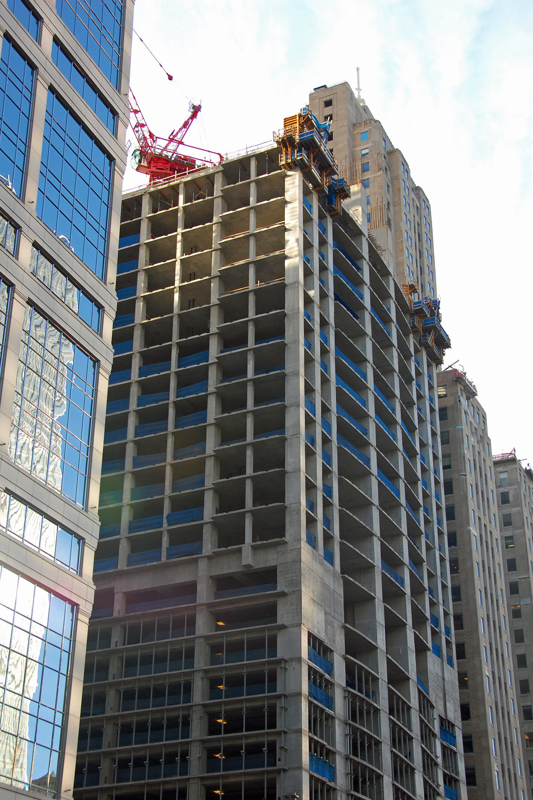 Waterview Tower, 111 W Wacker Dr, Chicago