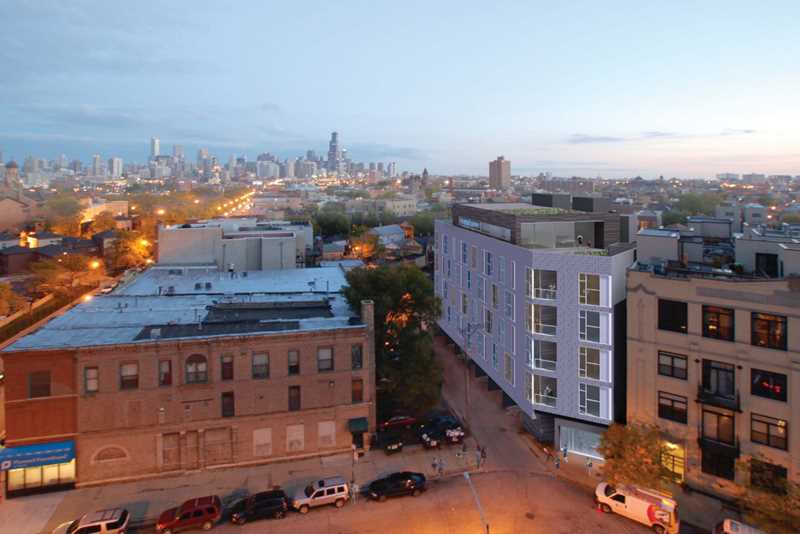 New lofts slated to begin construction near Wicker Park