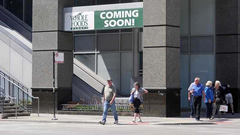 Countdown to Whole Foods at Streeter Place