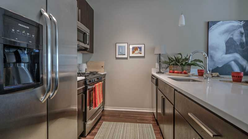 Live rent-free until February in the West Loop