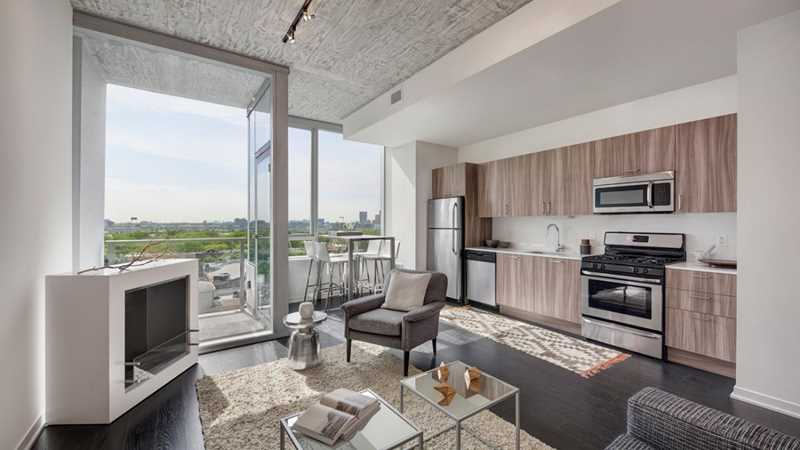 Designer finishes at new, value-priced South Loop condos