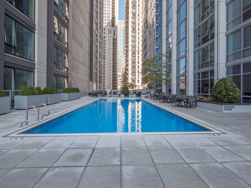 Pool Deck, 2 W Delaware, Chicago.