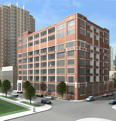 One- and two-bedrooms still available at Chess Lofts