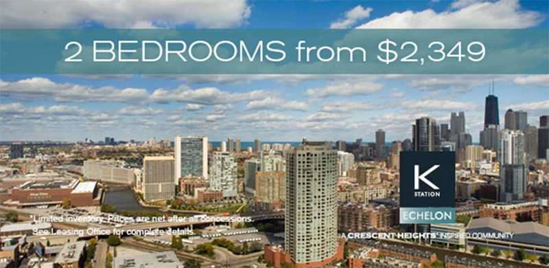 Rental deals of the day – South Loop and Fulton River District