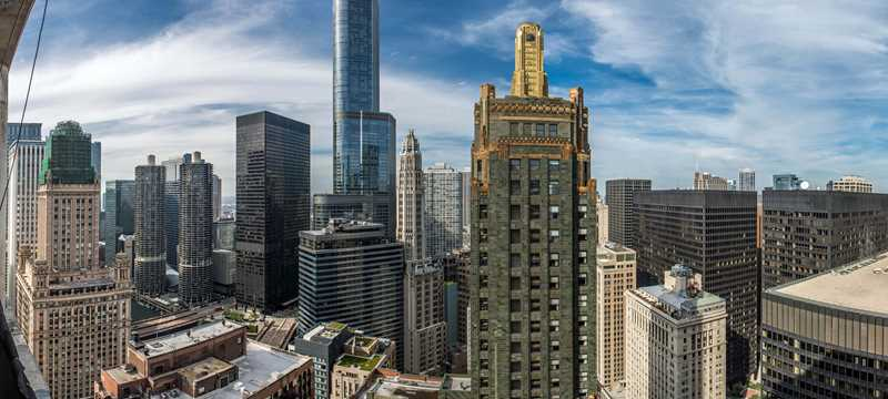 Tour a convertible model at the Loop's new MILA tower