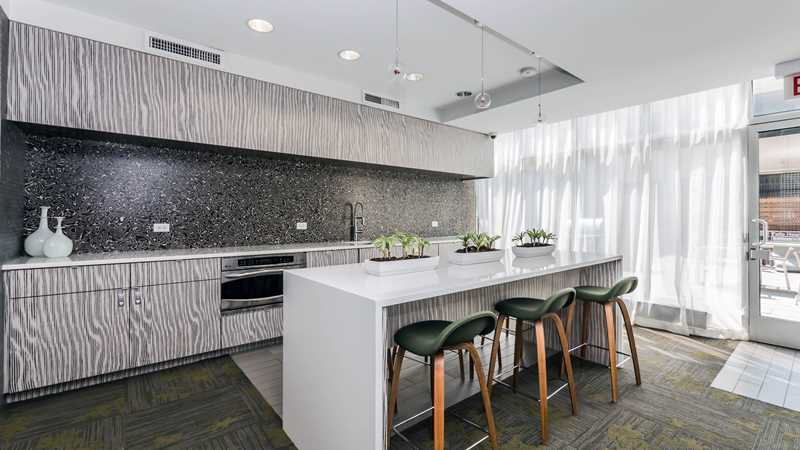 Award-winning Reside Living apartments have a special vibe