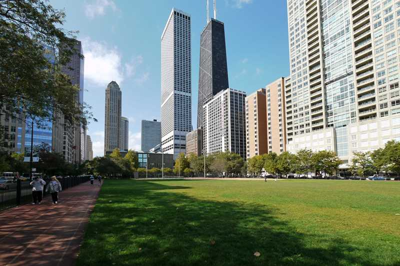 Lake Shore Park, Chicago