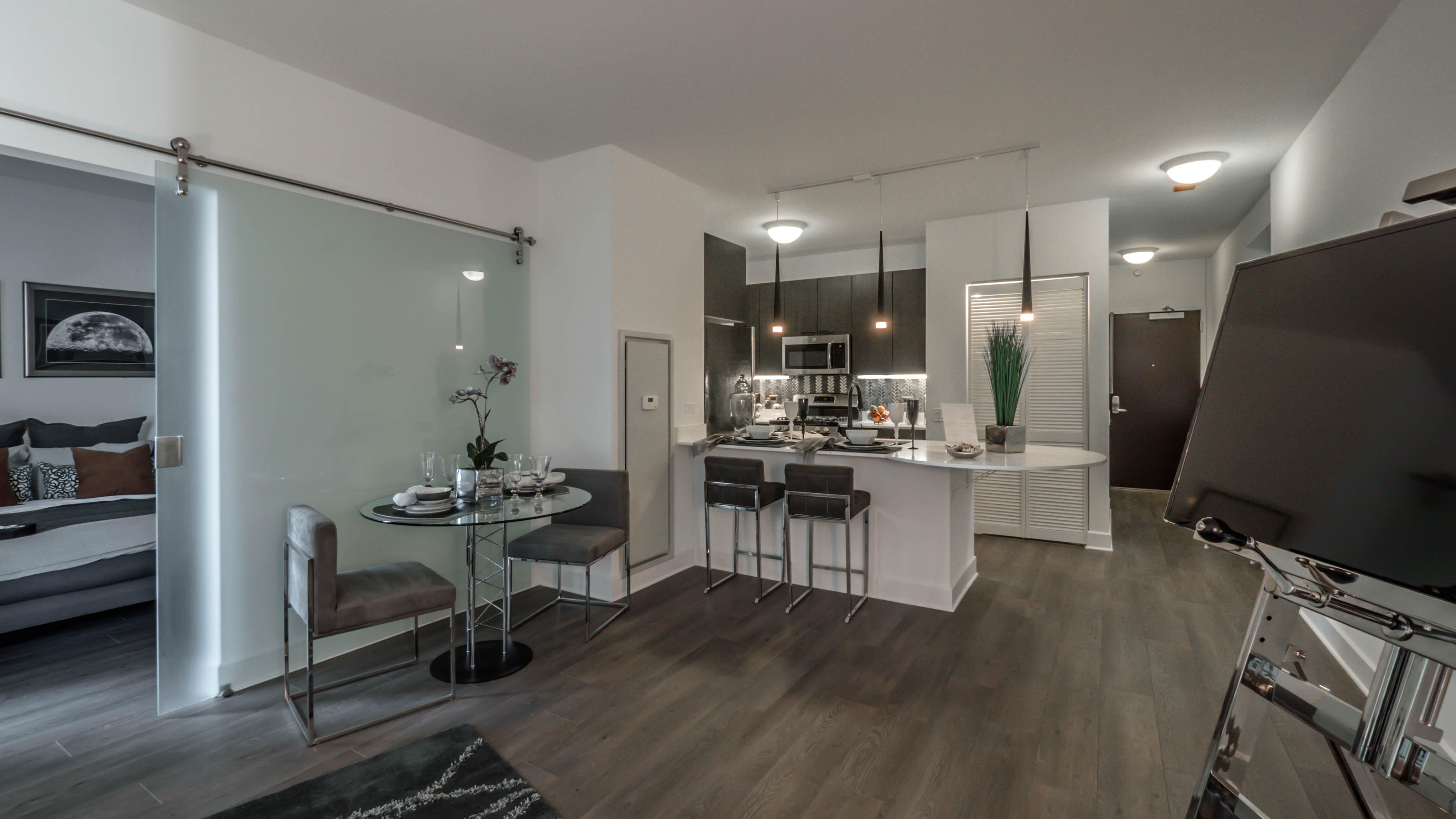 Convertible Apartments