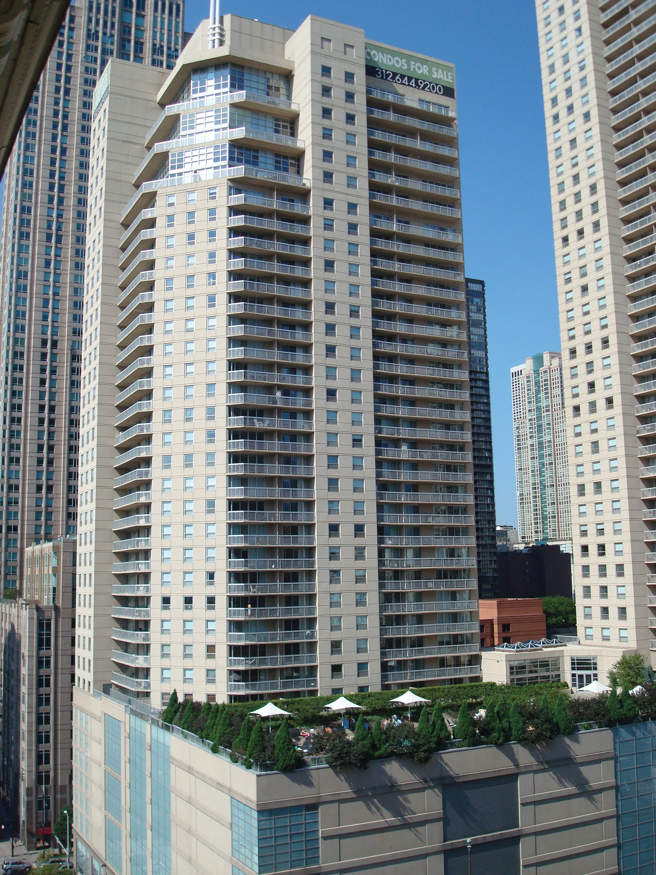Grand Plaza penthouses go to auction