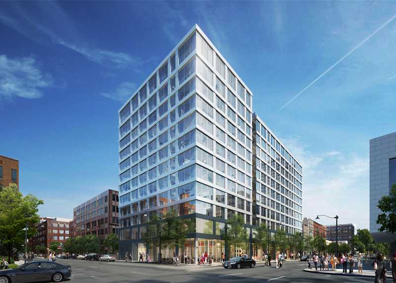Trendy new West Loop apartments steps from UIC and the CTA Blue Line