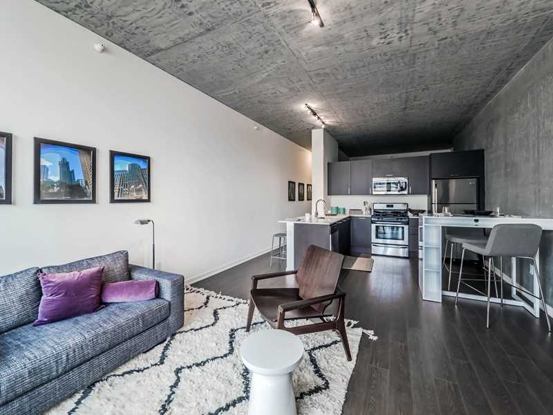 Own a new condo for less than rent on a great South Loop block