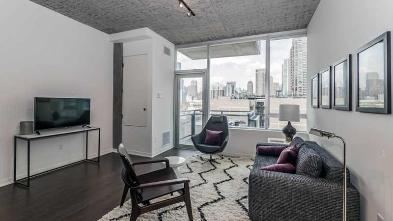 Furnished models available at fast-selling South Loop condos
