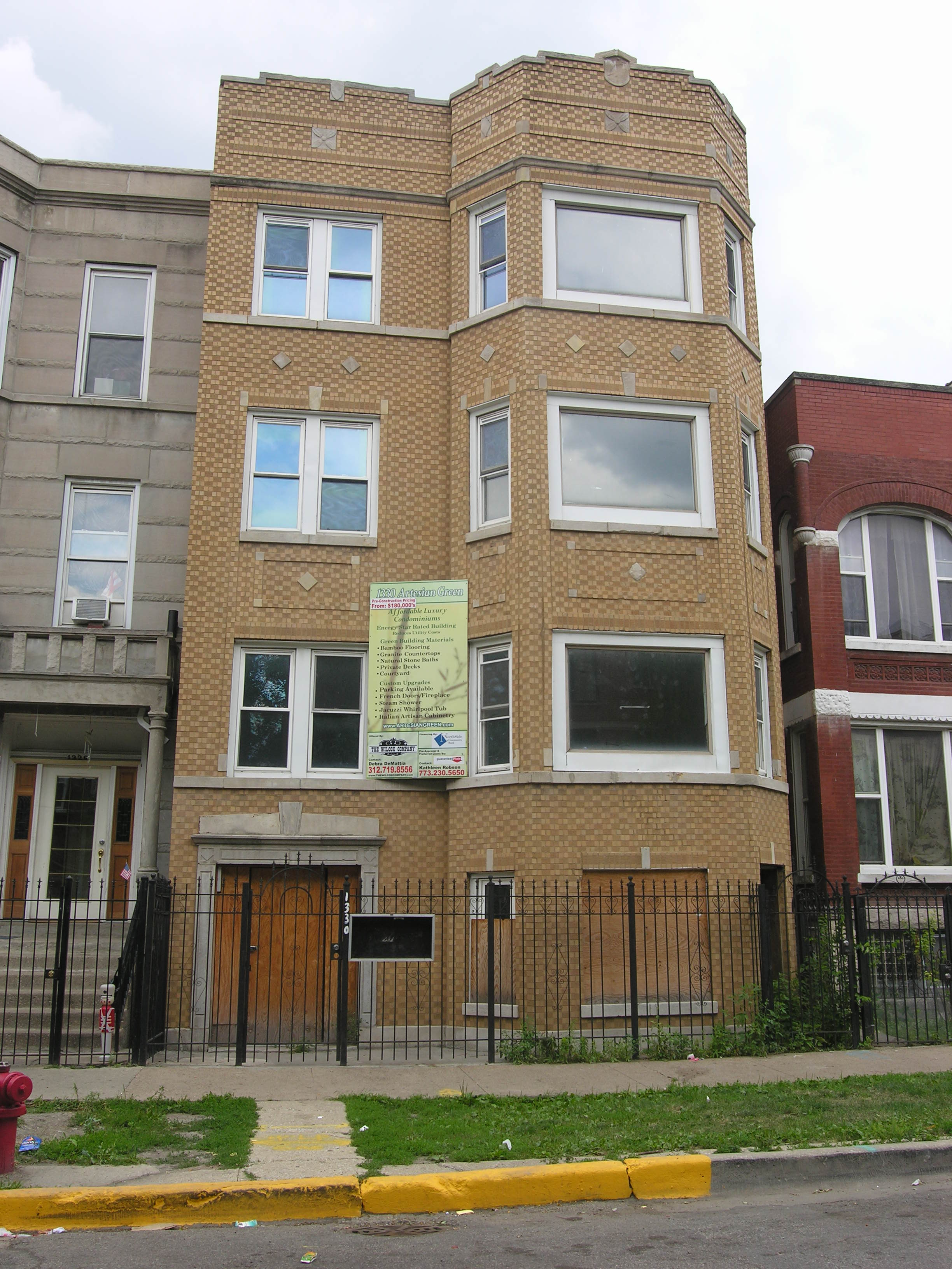 Eco-chic condos coming to Humboldt Park
