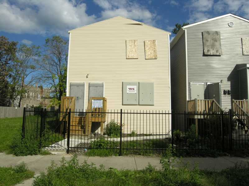 Chicago foreclosures up sharply; more than double the national average