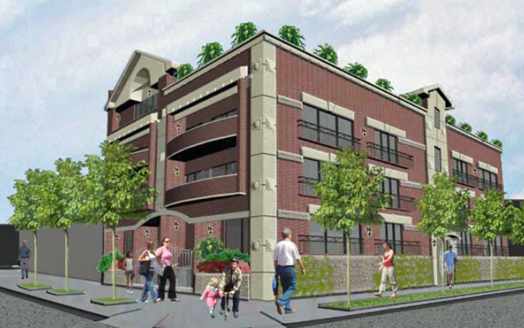 New homes sprouting up in Arcadia Terrace