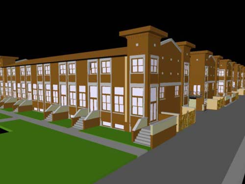 Arbor Park Townhomes