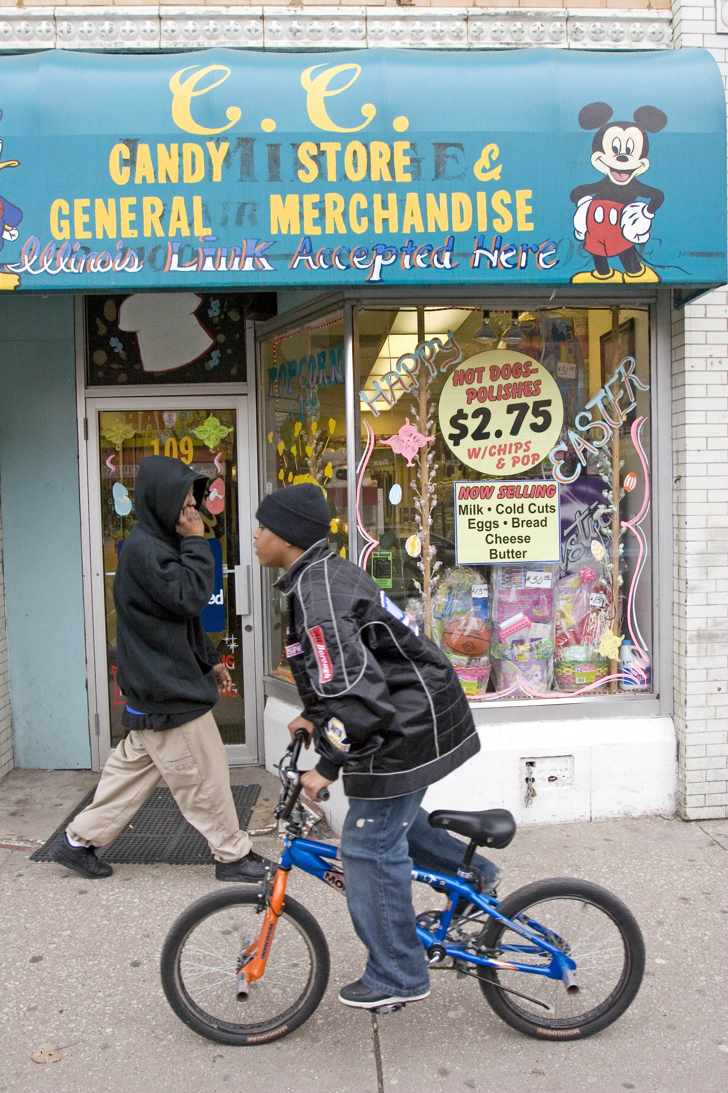 C.C. Candystore, 109 E. 47th St