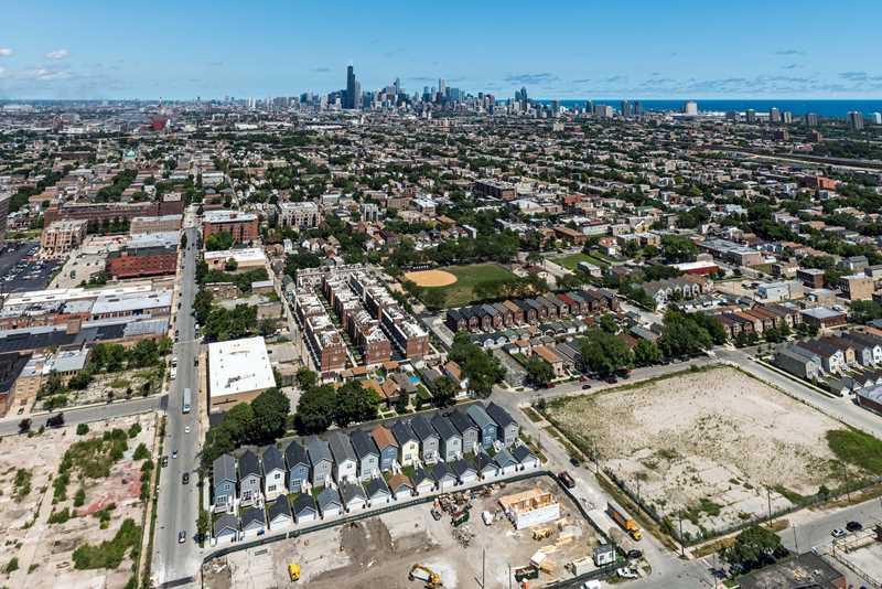 New Bridgeport single-family and rowhomes are value-priced