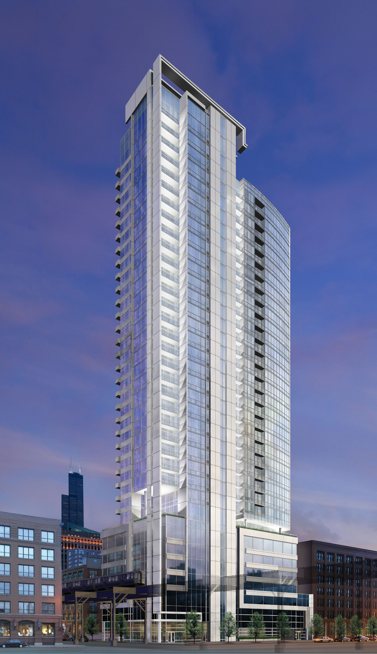 Buyers continue to snap up discounted condos at Silver Tower in River North