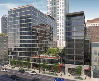 Up to two months free at the South Loop's new Coeval apartments