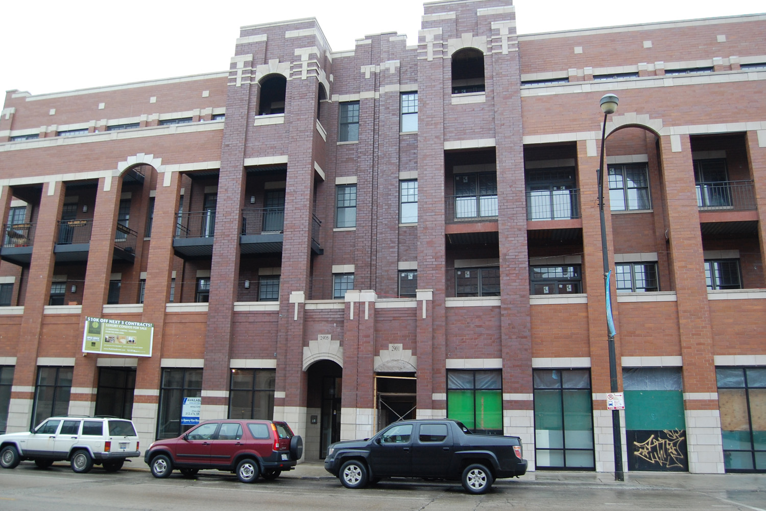 Deal of the day: $10K off Halsted Row condos