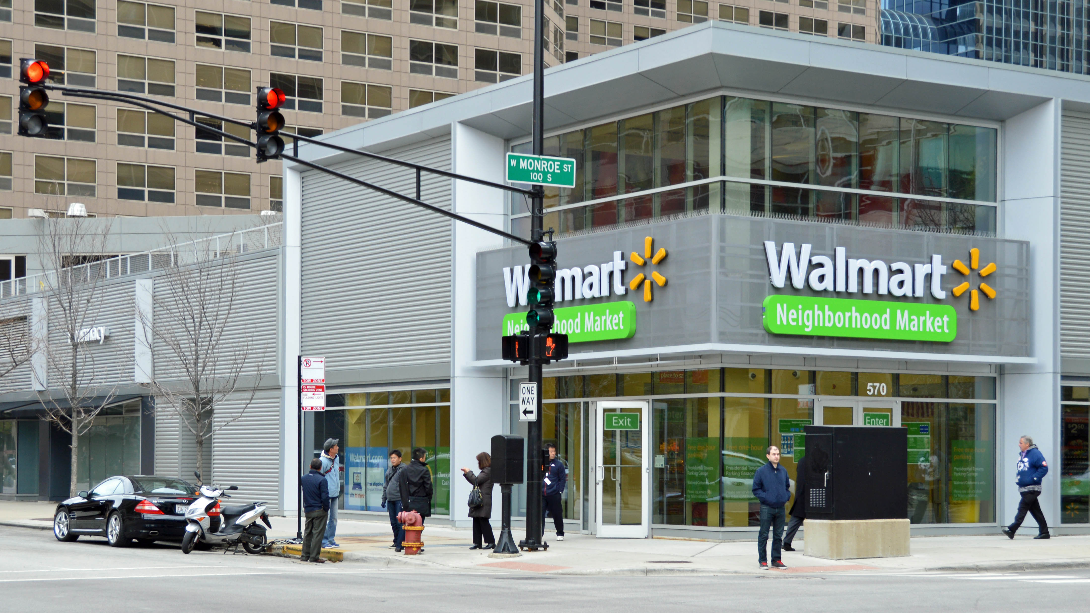 Downtown Chicago Apartments With On Site Grocery Stores