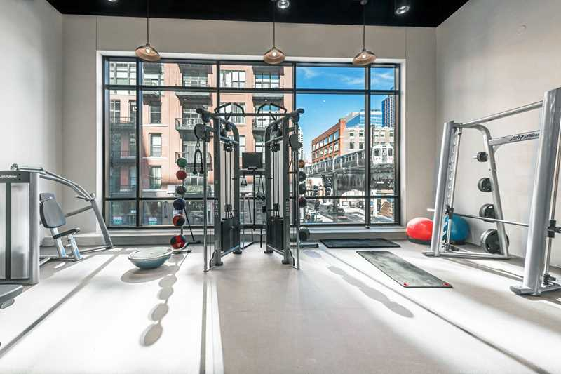 River North Park has updated apartments and amenities in a convenient location