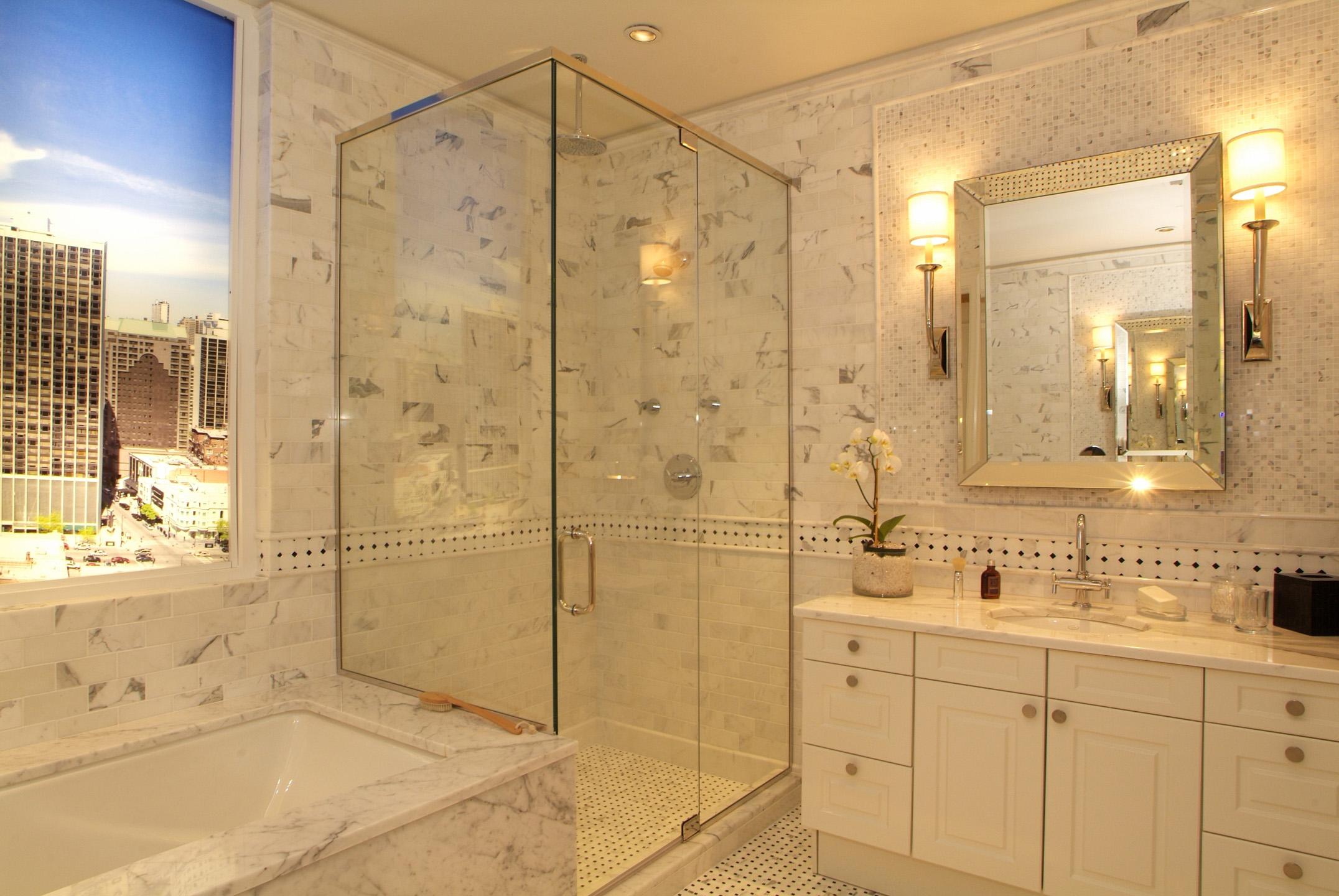 Ten East Delware bathroom