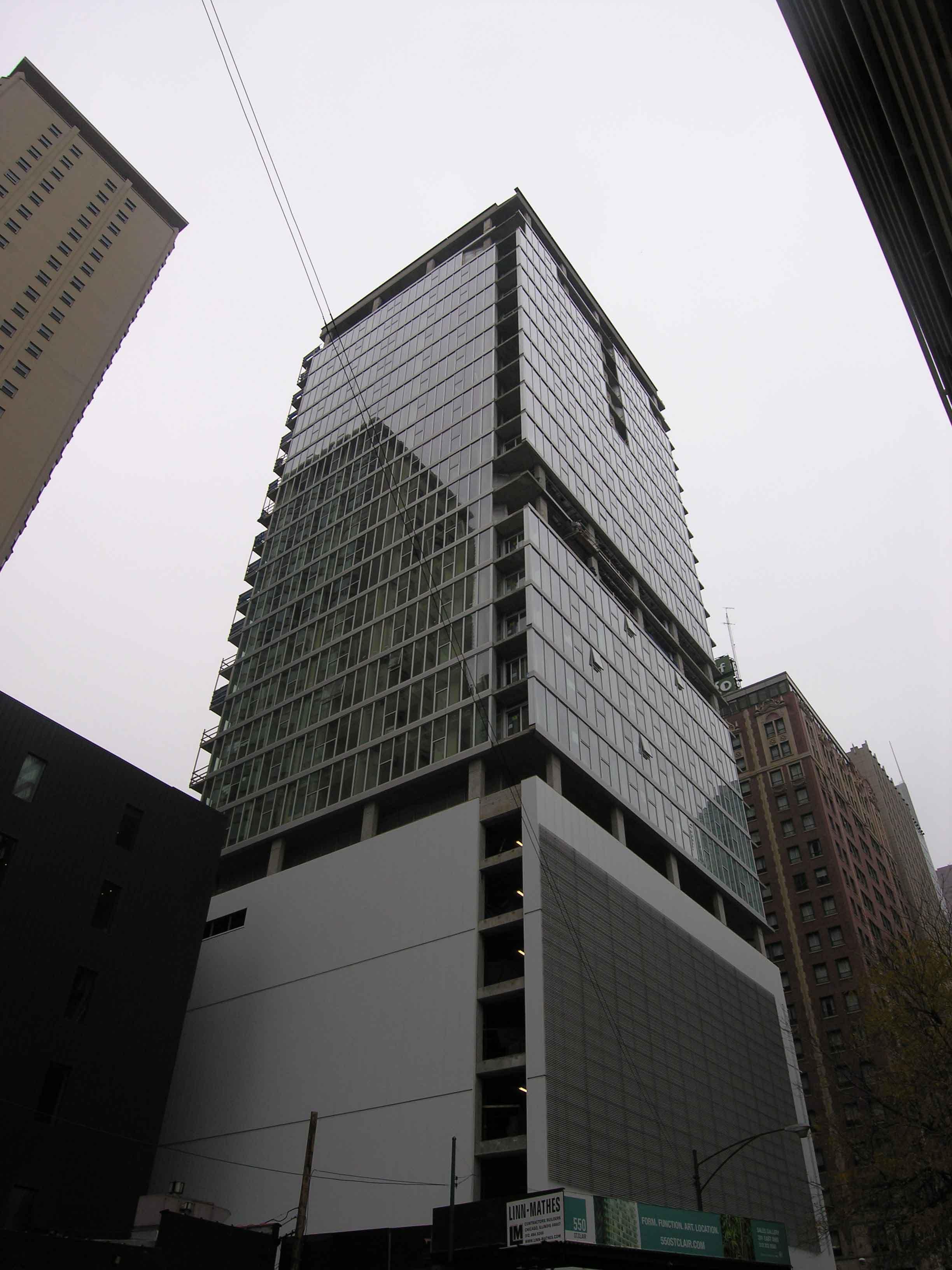 550 St Clair